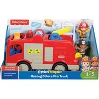 Grote Brandweerauto Little People