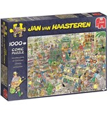 Jan van Haasteren Puzzel JvH: Het Tuincentrum 1000 stukjes
