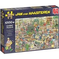 Puzzel JvH: Het Tuincentrum 1000 stukjes