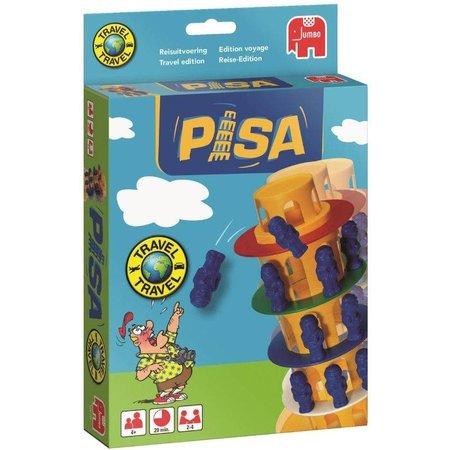 Jumbo Toren van Pisa Reisspel