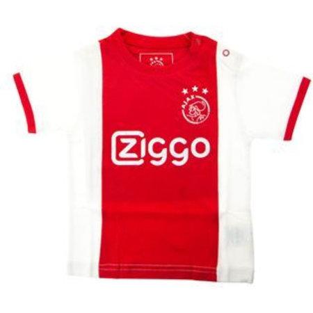 AJAX Amsterdam Baby t-shirt ajax w/r/w ZIGGO maat 50/56