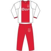 Pyjama ajax Amsterdam rood/wit ZIGGO