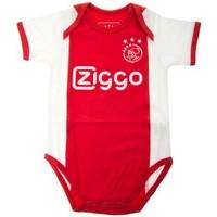 Rompertje Ajax Amsterdam wit/rood/wit Ziggo