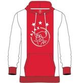 AJAX Amsterdam Sweater hooded ajax w/r/w logo maat S