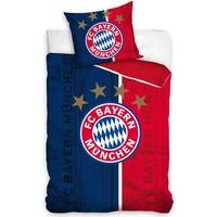 Dekbedovertrek Bayern Munchen blauw/rood
