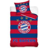 Bayern Munchen Dekbedovertrek Bayern Munchen rood/blauw