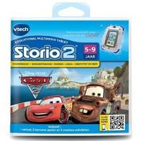 Storio boek Cars 2 Vtech 5-9 jr