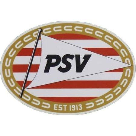 PSV Eindhoven Magneet psv logo 10x7 cm