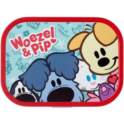 Woezel en Pip Lunchbox Woezel en Pip Mepal