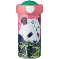 Schoolbeker Animal Planet Mepal panda