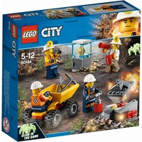 Mijnbouwteam Lego