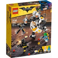 Egghead Mecha voedselgevecht Lego