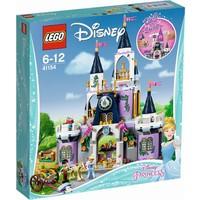 Assepoesters droomkasteel Lego