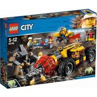 Zware mijnbouwboor Lego