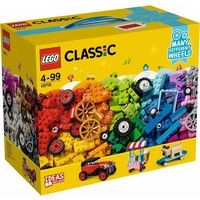 Stenen op wielen Lego