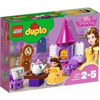 Belle`s theekransje Lego Duplo