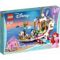 Ariel`s koninklijke feestboot Lego