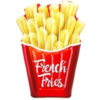Franse frietjes opblaasbaar Intex 175x132 cm