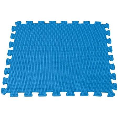 Intex Vloertegels Intex 8 stuks 50x50x1 cm