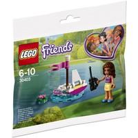 Olivia`s RC boot Lego