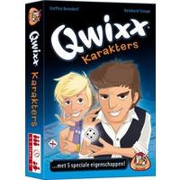Qwixx Karakters