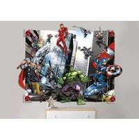 Behang Avengers 3d Walltastic 122x152x15 cm