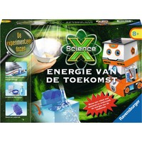Energie van de toekomst Science X midi