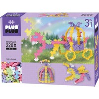Mini Pastel Plus-Plus Sprookjes 3-in-1 220 stuks