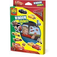 Raamstickers SES: Cars 3