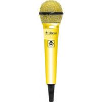 Color Microfoon iDance CLM10 geel