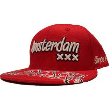 AJAX Amsterdam Cap ajax junior rood panel
