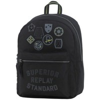 Rugzak Replay emblem 41x30x16 cm