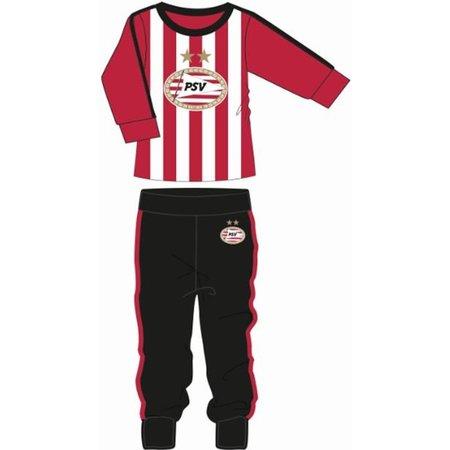 PSV Eindhoven Pyjama PSV rood/wit maat 104