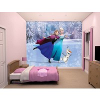 Behang Frozen Walltastic 245x305 cm