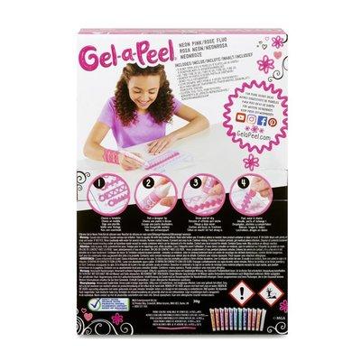 Gel-A-Peel Starterset Gel-A-Peel: Neon Pink