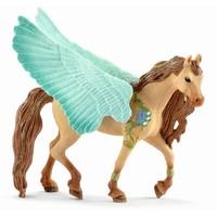 Schleich Pegasus hengst 70574 - Speelfiguur - Bayala - 15 x 8,2 x 18 cm