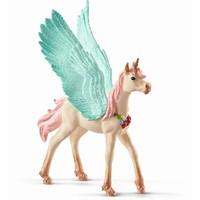 Schleich Pegasus eenhoorn 70575 - Speelfiguur - Bayala - 9 x 5,7 x 16 cm