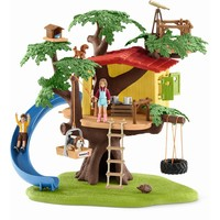 Schleich boomhut 42408  - Speelfigurenset - Farm World - 32 x 23 x 29 cm