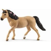 Schleich Connemara Pony merrie 13863 - Paard Speelfiguur - Horse Club - 14,3 x 3,8 x 9,2 cm