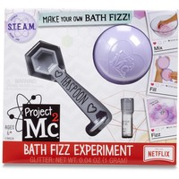 Experiment Bath Fizz Project Mc2 Purple