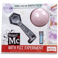 Experiment Bath Fizz Project Mc2 Pink