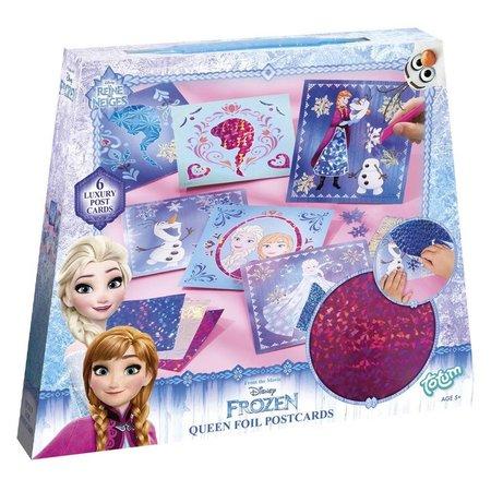 Frozen Folie kaarten Frozen ToTum