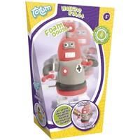 Foamdough ToTum opwind robot rood/paars