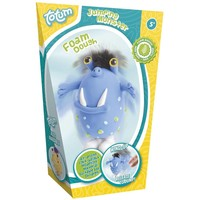 Foamdough ToTum springend monster blauw