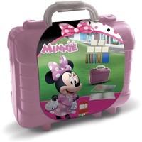 Schrijfset koffer Minnie Mouse 81-delig