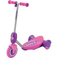 Scooter Razor electric Lil Es roze