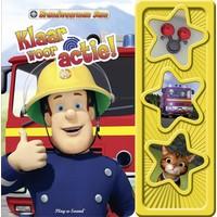 Geluidenboek Brandweerman Sam Actie