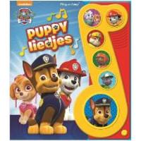 Geluidenboek Paw Patrol Puppyliedjes