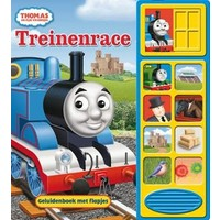 Geluidenboek Thomas Treinenrace