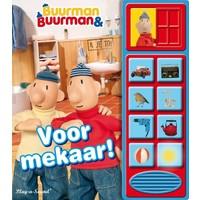 Geluidenboek Buurman en Buurman Voor mekaar